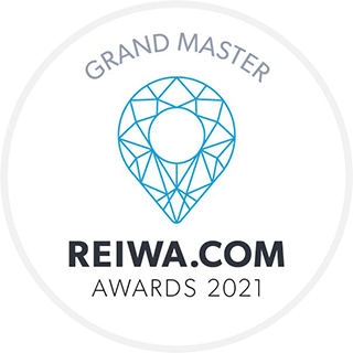 REIWA award - Grandmaster 2021