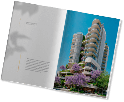 project marketing booklet