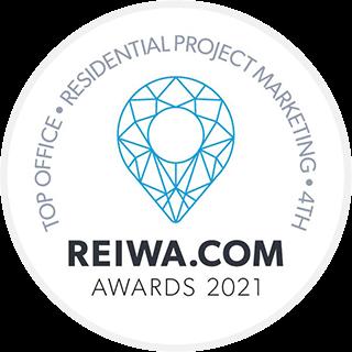 REIWA award - top office 2021